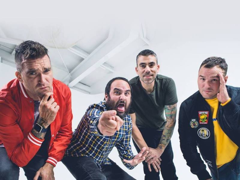 "New Found Glory release ""Party On Apocalypse"" music video"