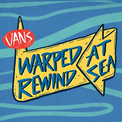 Warped Rewind announces Warped at Sea