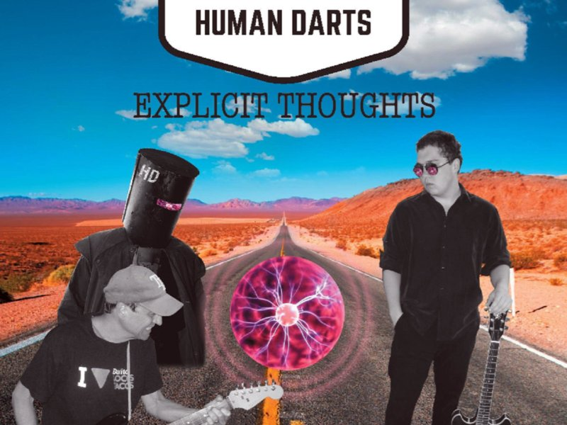 Punk Rock Underground Group The Human Darts Release New EP