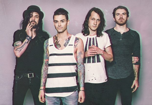 Dashboard Confessional announce Winter 2017 tour