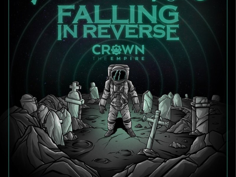 Pierce The Veil, Crown The Empire, and Falling In Reverse announce spring tour