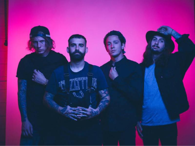 """The Word Alive release new song, """"Misery"""""""