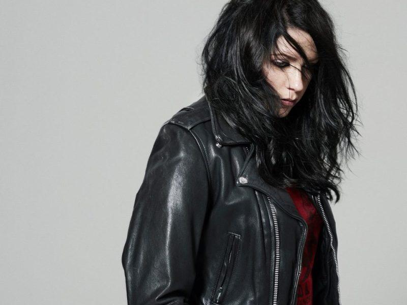 "K.Flay releases ""Black Wave"" lyric video"