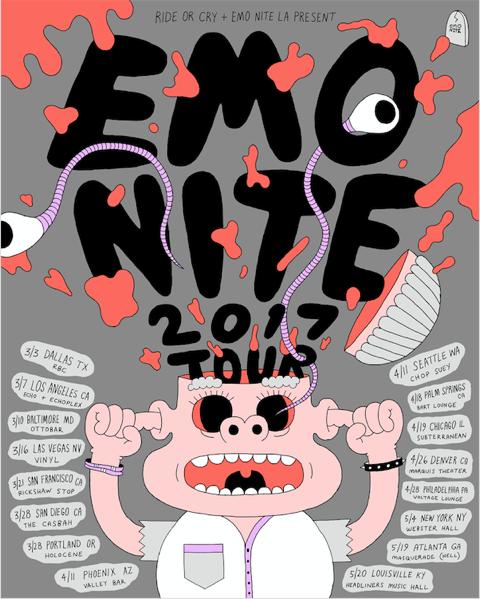 Emo Nite announces new US tour dates