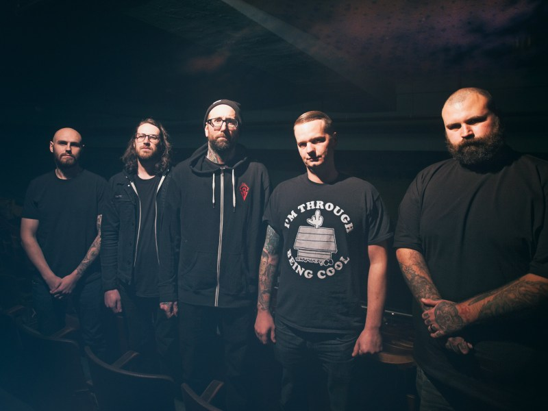 The Acacia Strain announce new album, 'Gravebloom'