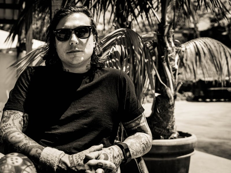Interview with Frank Iero
