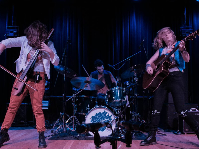 The Accidentals – Jake Allen // Louisville, KY 11.6.17