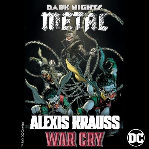 "Sleigh Bells' Alexis Krauss releases new single ""War Cry"""