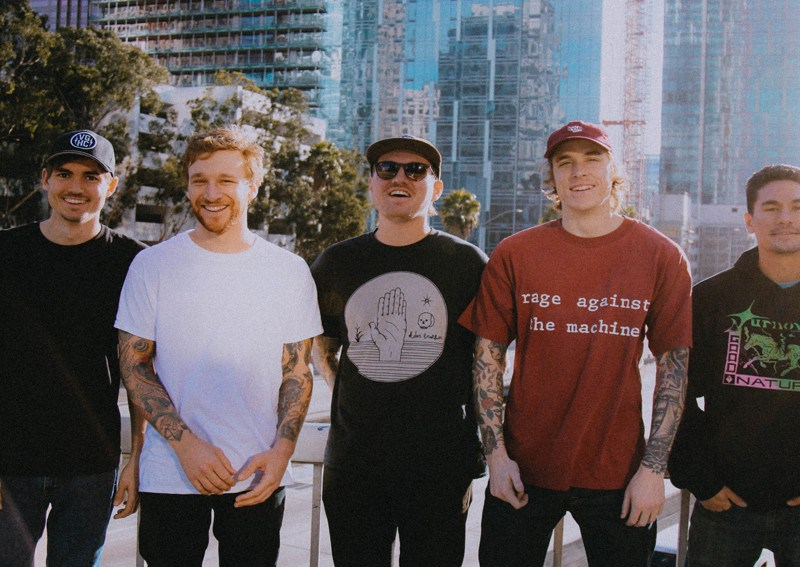 The Story So Far announce tour with Movements, Citizen and Turnover