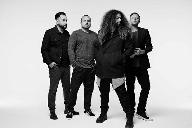 """Coheed and Cambria share new song """"The Gutter"""""""