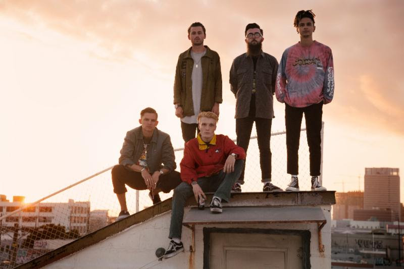 "Neck Deep release EP ""In Bloom: Versions"""
