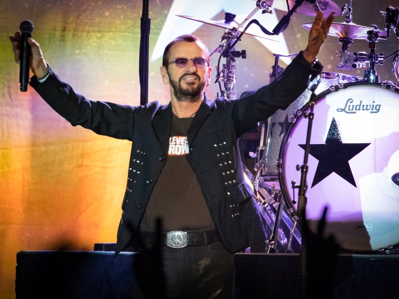 Ringo Starr and His All Starr Band // Northfield, OH 9.21.18