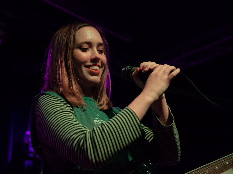 Soccer Mommy – Sasami // Louisville, KY 10.3.18