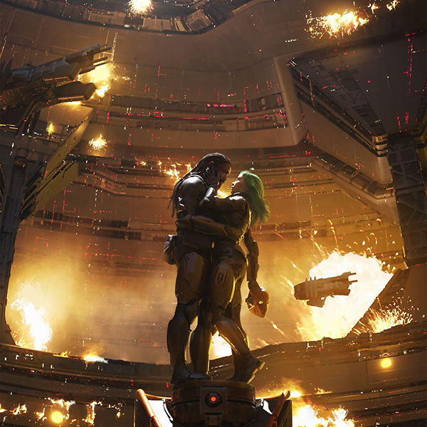 """Album Review: Coheed and Cambria """"The Unheavenly Creatures"""""""