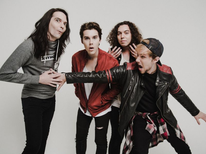 """Sharptone Records Adds Pop Rock Band, Make Out Monday, to Roster, Releases Music Video for """"Bullet For Your Sweetheart"""""""