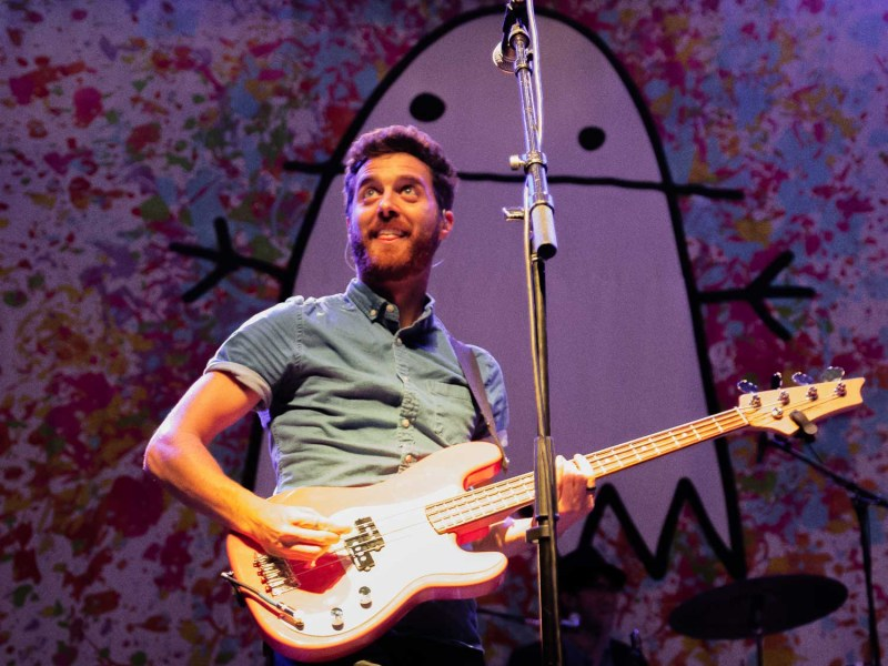 Jukebox the Ghost – Zach Longoria Project // Louisville, KY 10.30.18