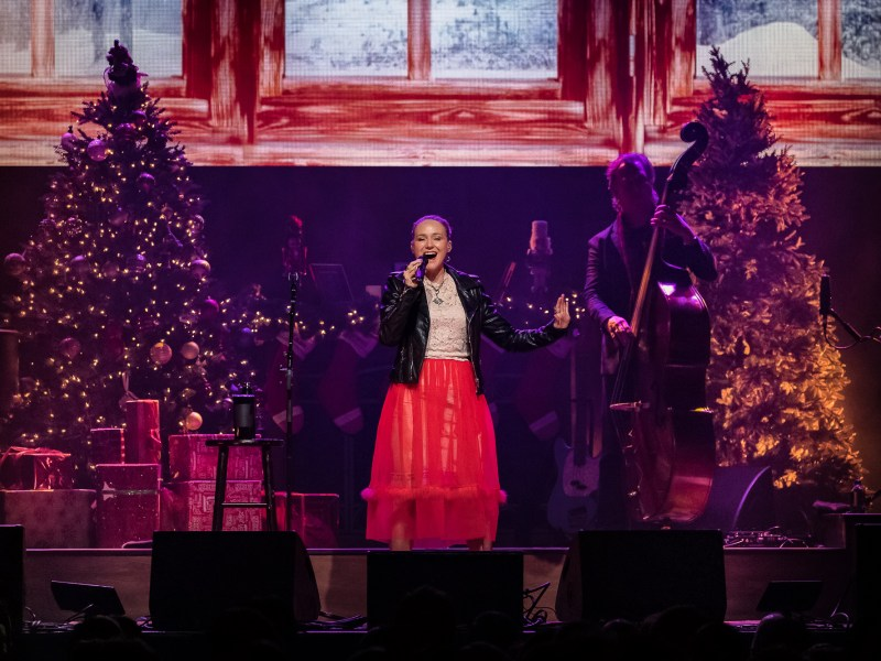 "Jewel's ""Handmade Holiday Tour"" // Northfield, OH // 12.02.2018"