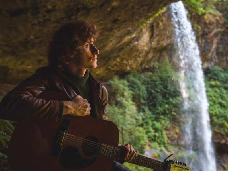 """JONO discusses his latest video for """"North"""", his love of nature and what's next for him"""