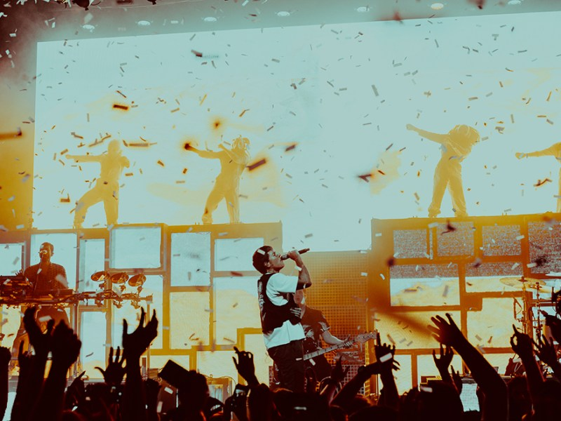 Bring Me The Horizon – Scarlxrd // Indianapolis, IN 5.15.19