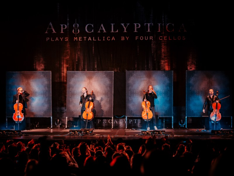 Apocalyptica // Cleveland, OH // 05.26.2019
