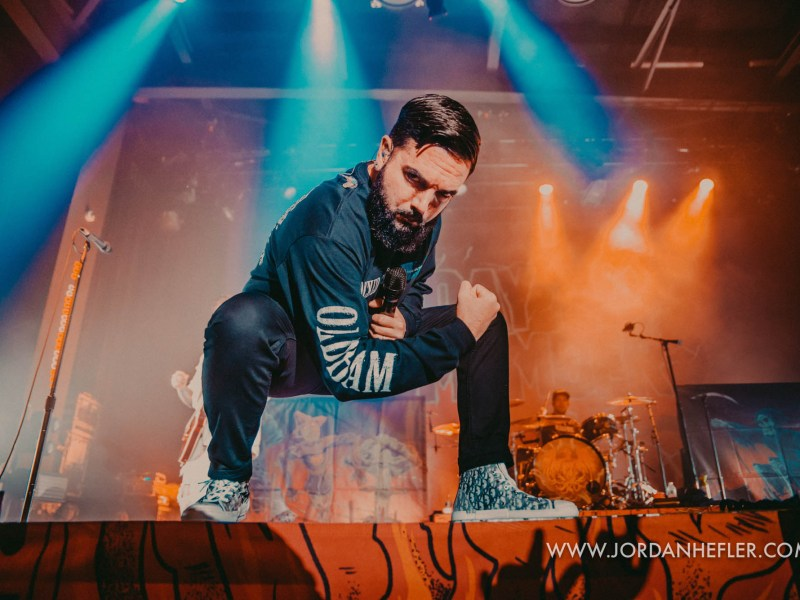 A Day to Remember – Knocked Loose – Boston Manor // New Orleans, LA 6.14.19