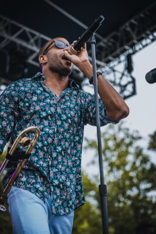 Trombone Shorty Laurel Live 08
