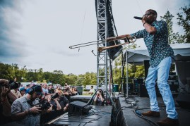 Trombone Shorty Laurel Live 11