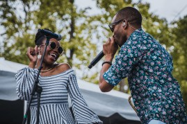 Trombone Shorty Laurel Live 12