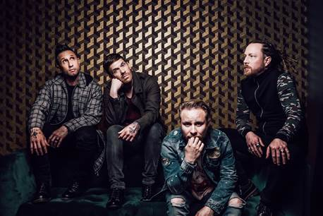 """Shinedown release their new animated video for """"MONSTERS"""""""