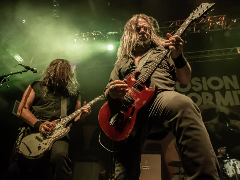 Corrosion Of Conformity – Crowbar – Quaker City Night Hawks – Lo-Pan // Louisville, KY  7.31.19