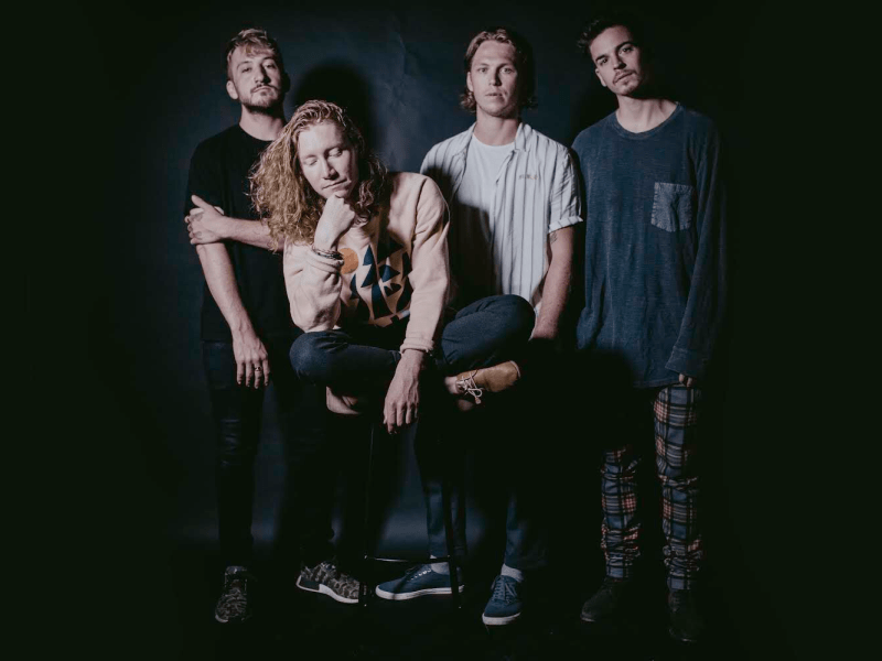 flor Is Creating Their Place With ley lines and Fall Tour