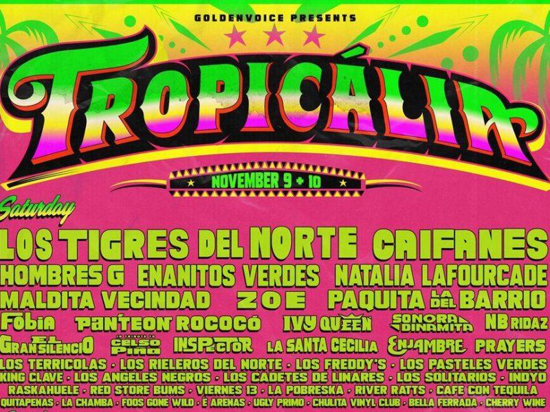 Tropicalia Festival 2019