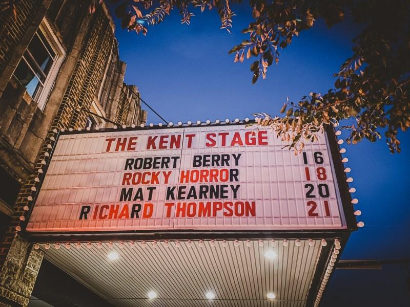 Mat Kearney – Eli Teplin // Kent, OH // 10.20.2019