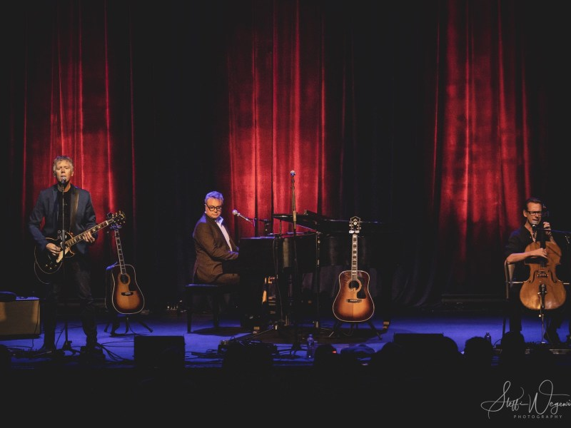 Steven Page Trio // Kent, OH // 2019-10-15