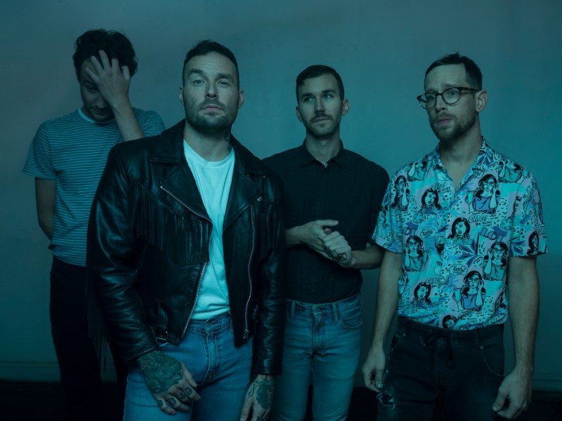 "Emarosa release latest single ""Ready To Love"""