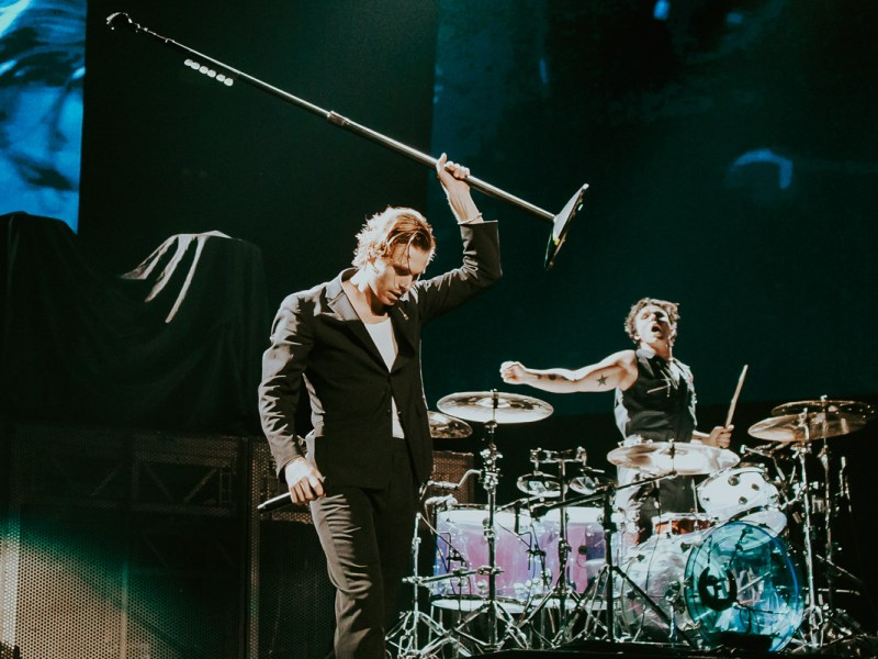 5 Seconds of Summer – Lennon Stella // Vancouver, BC // 12.06.2019
