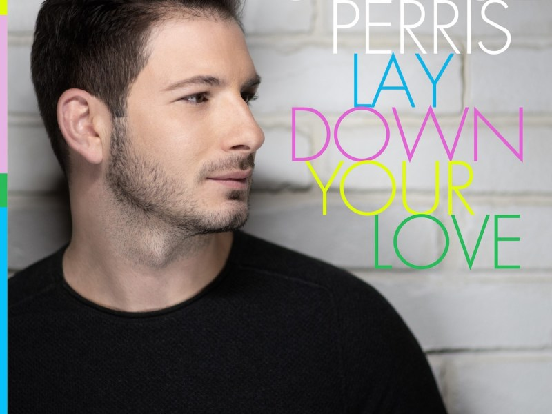 "George Perris releases official video for ""Lay Down Your Love"" from new album"