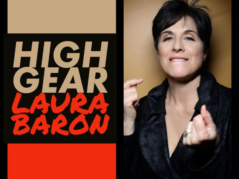 """Laura Baron releases new single """"High Gear"""""""