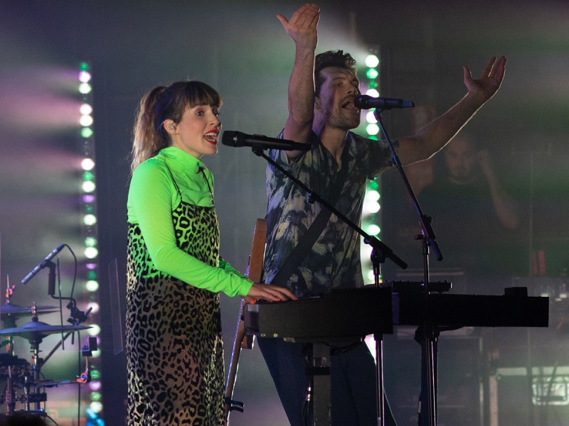 Oh Wonder – Dizzy // Bristol, UK // 03.06.2020