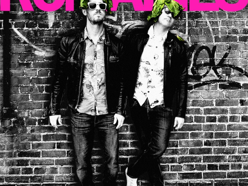 """The Ramones cover band The Romaines release their self-titled debut album and video for """"She's The One"""""""