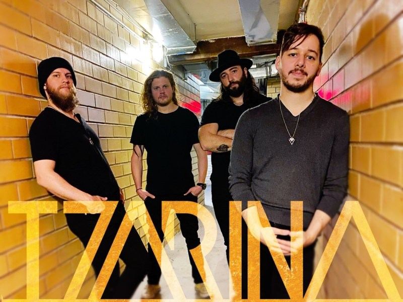 "Tzarina release debut track ""Deadsong"""