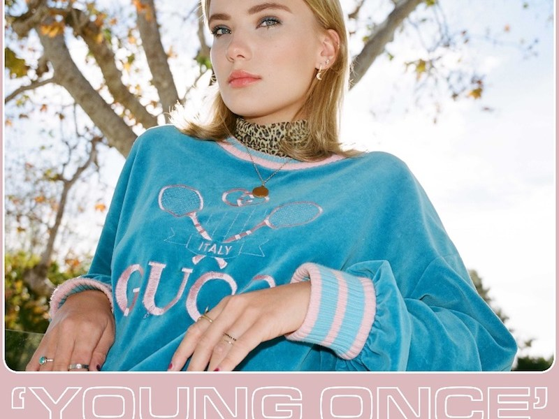 """Elise Eriksen releases latest single """"Young Once"""""""