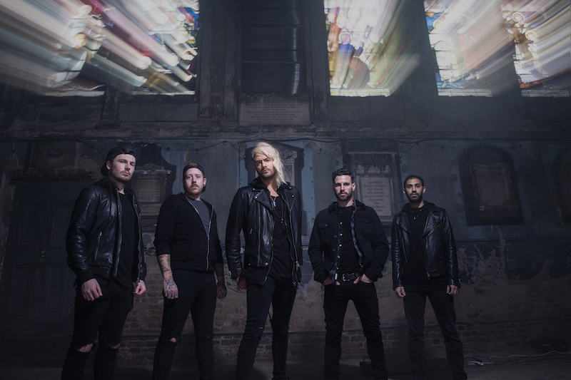 """The Raven Age release new single """"As The World Stood Still"""" from forthcoming album Exile and announce album premiere streaming event"""