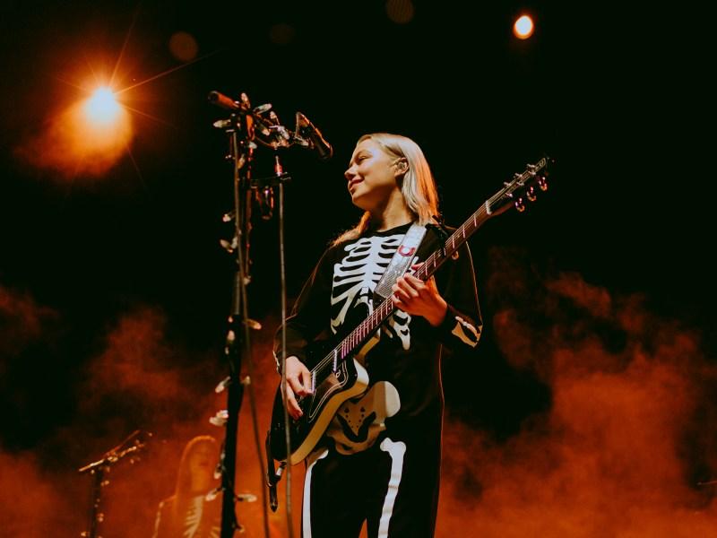Phoebe Bridgers + Muna // Indianapolis, IN // 09.08.21