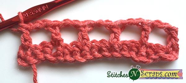 Tutorial - Basic Filet Crochet | Stitches n Scraps