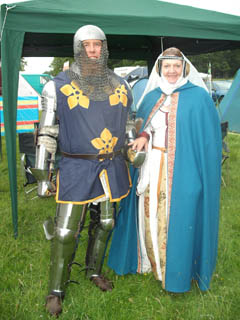Lord and Lady Bardolph