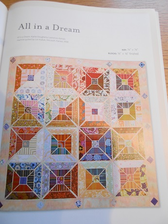 Quilt books - tile book 7