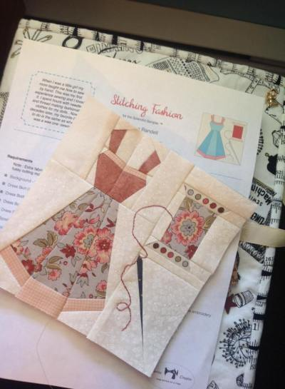Stitching Fashion Debbie
