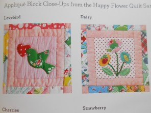 Happy Flower Quilts 9