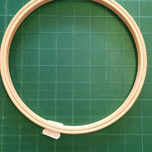 QUILTING HOOP APPROX 14″